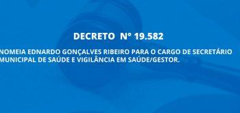 DECRETO  N° 19.582