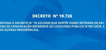 DECRETO  N° 19.726