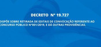 DECRETO  N° 19.727