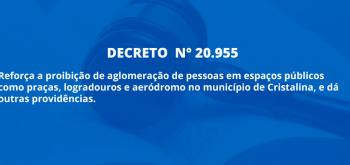 DECRETO  N° 20.955