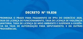 DECRETO N°19.836