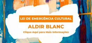 EXECUÇÃO DA LEI FEDERAL 14.017/20 ALDIR BLANC