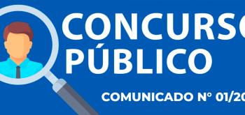 COMUNICADO 01/2021